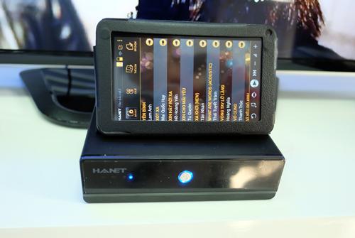 Hanet Karaoke HD 7P1